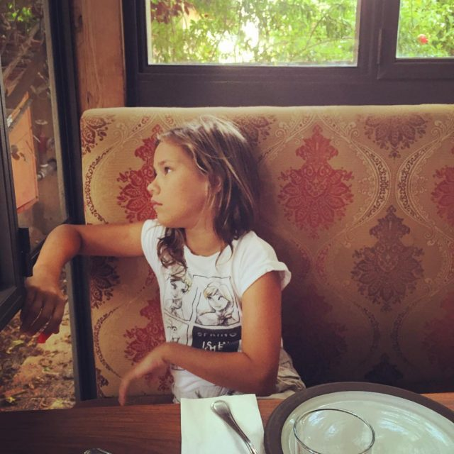 Had a fabulous lunch date with Sophia the other dayhellip