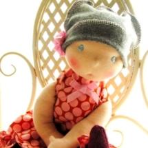 Louie Bebe Waldorf doll
