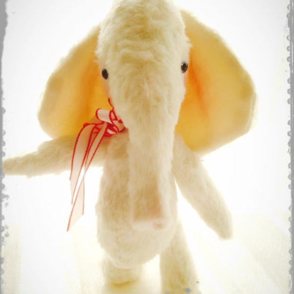 Ella, a 17cm Elephant by Louie Louie Bebe