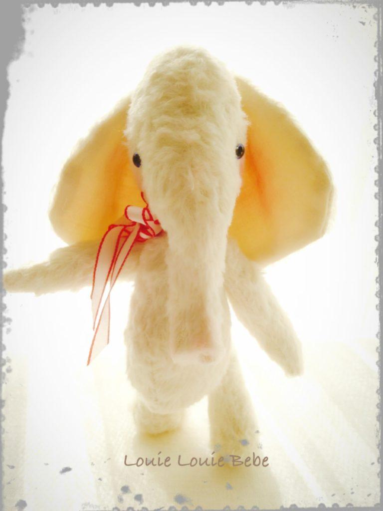 Ella, a Louie Louie Bebe Elephant