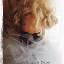 Waldorf doll Miss Charlotte, by Louie Louie Bebe