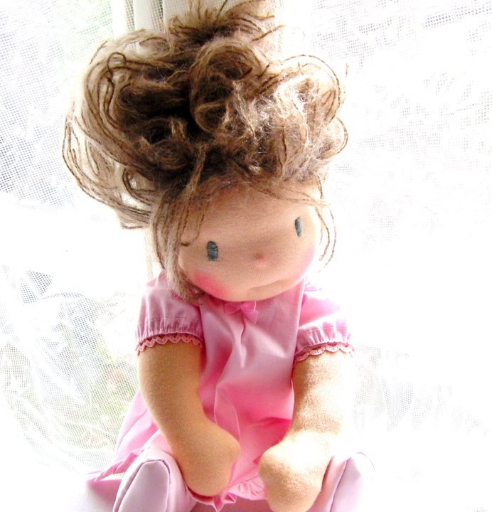 Waldorf doll Miss Scout