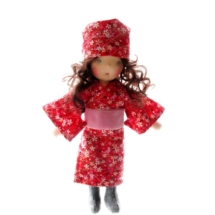 Louie Louie Bebe Waldorf doll