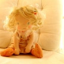 Grace, Louie Louie Bebe Waldorf doll