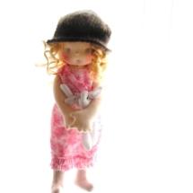 Waldorf doll Louise, by Louie Louie Bebe