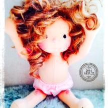 Waldorf doll Miss Dakota