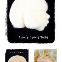 How to make a Needle felted, sculptured Waldorf doll face and head