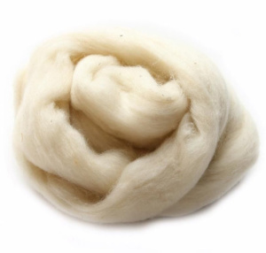 Wool batt