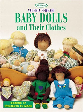 Waldorf doll making book: Baby Dolls and Their Clothes, by Valeria Ferrari