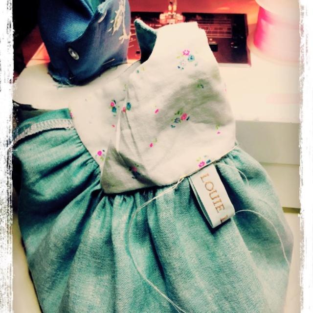 Afternoon delight sewingdollclothes louielouiebebe dollmakersofinstagram waldorfdolls