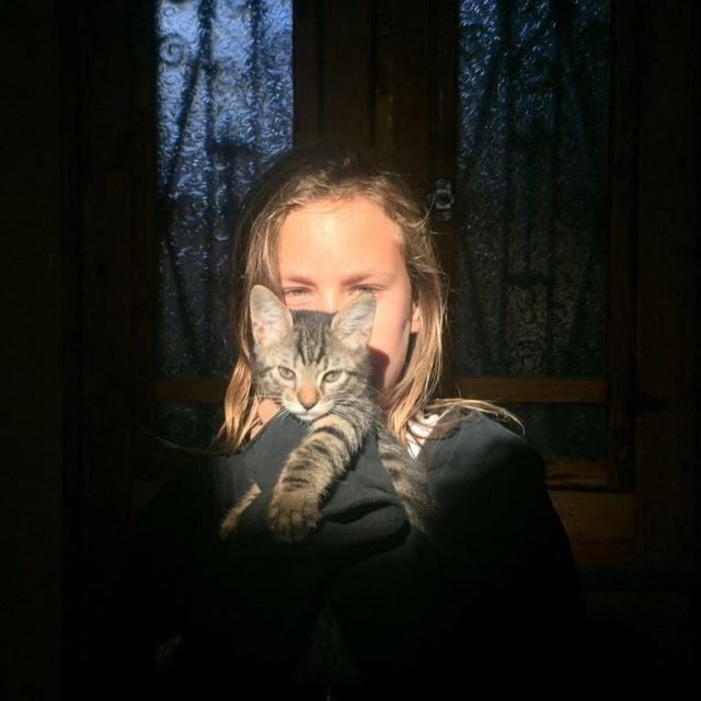 My kitten with her kitten    kittensofinstagram amazinglighthellip