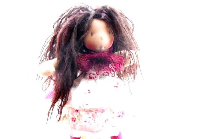 Waldorf doll by Louie Louie Bebe
