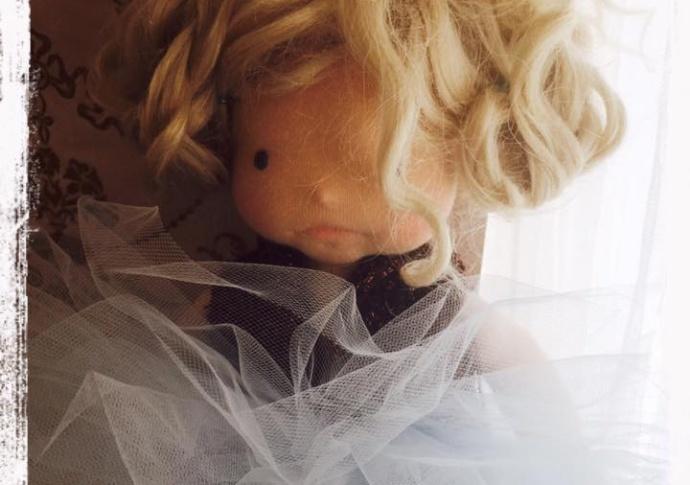 Waldorf doll,by Louie Louie Bebe